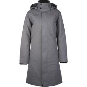 Yeti Tana Elegant Down Insulated Coat Women, smoke/blck